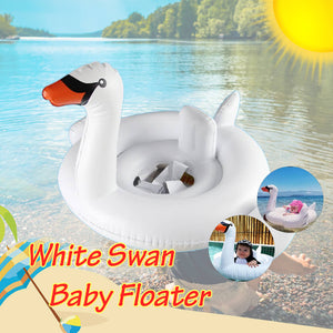 Baby Swan Floater
