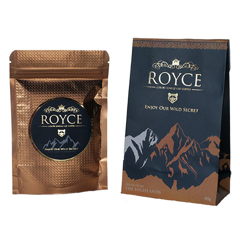 Royce Civet Coffee