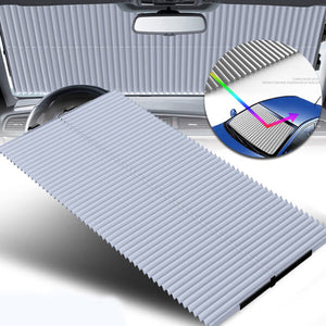 SunSheet Retractable Car Sunshade