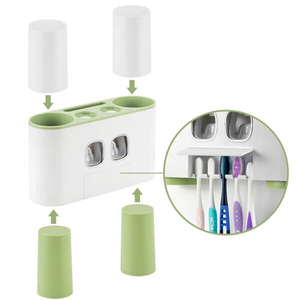 Automatic Toothpaste Dispenser Pro