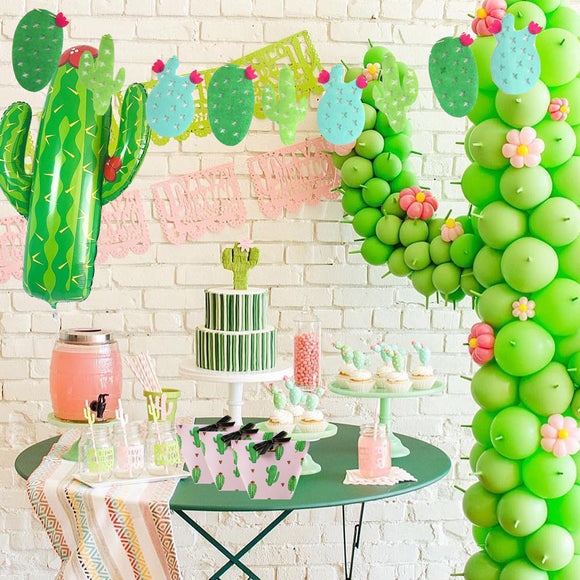 Cactus Series Party Supplies