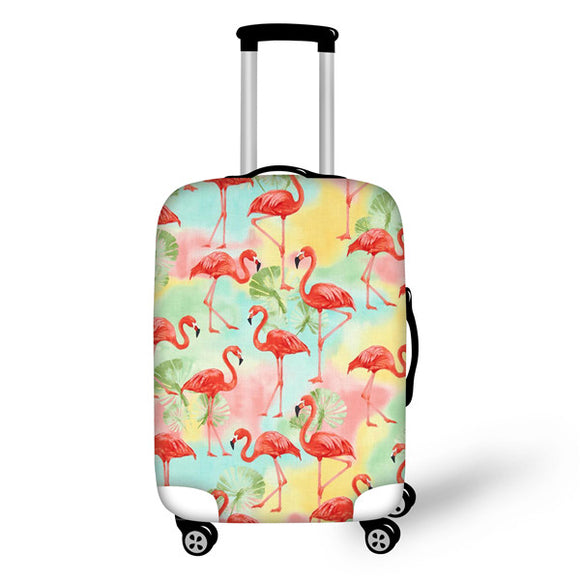 Fashion Tropical Design Luggage Covers