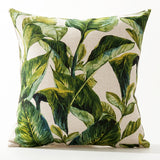 Tropical Palm Pillow Case