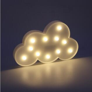 Cloud Designed Night Lamp