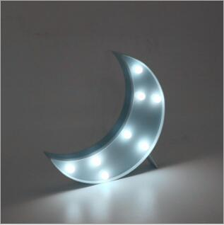 Moon Designed Night Lamp