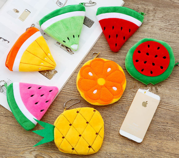 Summer Fruits Designed Bags