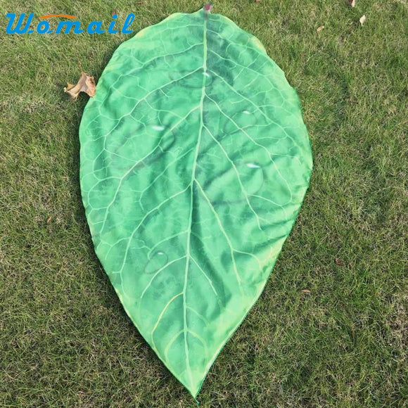 Leaf Shape Yoga Mat
