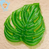Green Leaf Pool Float