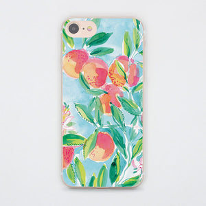Tropical Floral Plant iPhone Cases