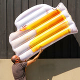 Giant Inflatable Beer Cup Pool Float