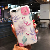Fashion Flamingo iPhone Cases