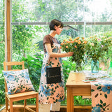 Floral Designed Kitchen/Garden Aprons