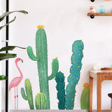Creative Cactus Vinyl Wall Sticker