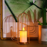 Cactus LED Candle Lamps
