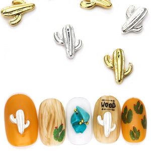 Cactus Nail Accessories