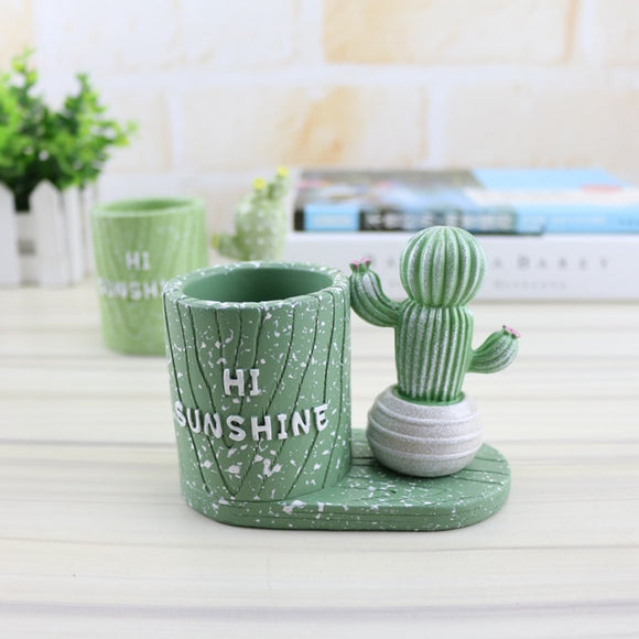 Multifunction Cactus Home Decor