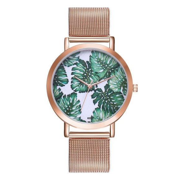 Plant Pattern Watch