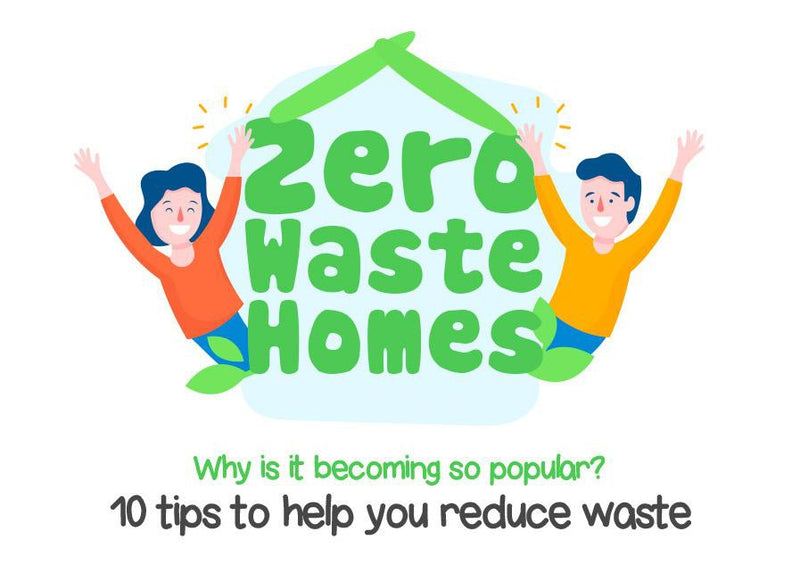 10 Tips to Help you Reduce Waste-Kami Basics