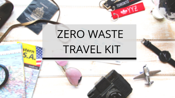 Zero Waste Travel Kit-Kami Basics