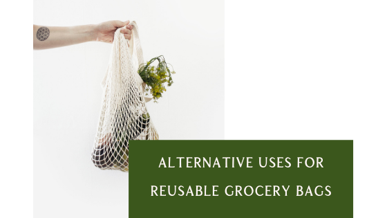 Alternative Uses for Reusable Bags-Kami Basics