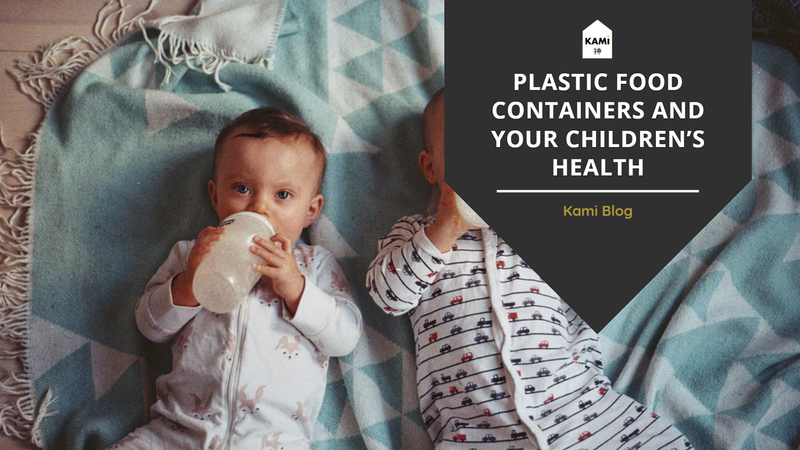 Plastic food containers and your children's health-Kami Basics