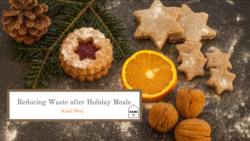 Reducing Waste after Holiday Meals