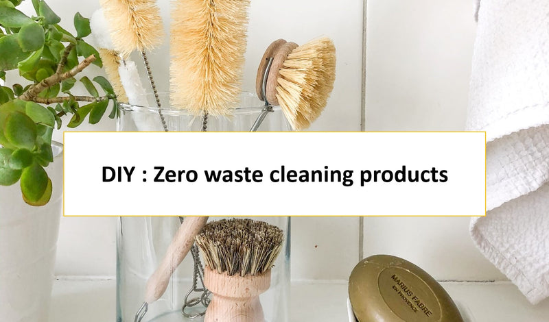 DIY : Zero Waste Cleaning Products
