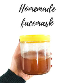 Homemade facemasks-Kami Basics