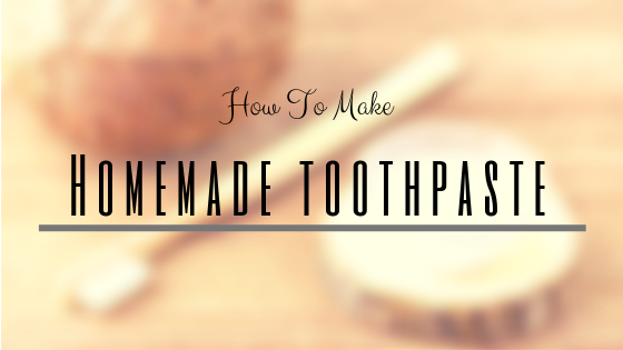 How To Make Homemade Toothpaste-Kami Basics