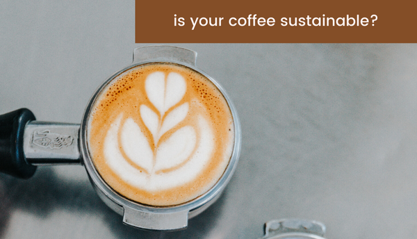 Is Your Coffee Sustainable?
