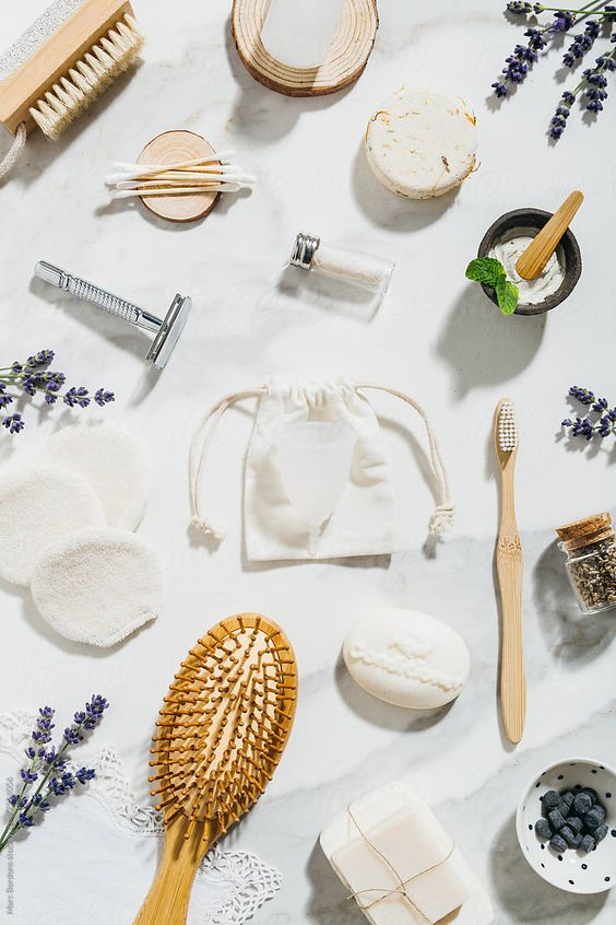 Useful zero waste products during the confinement