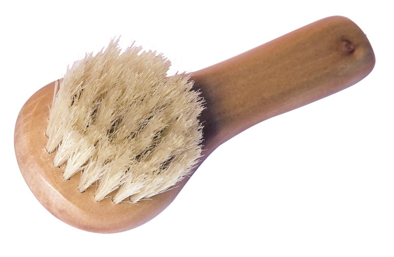 Wooden Facial Brush