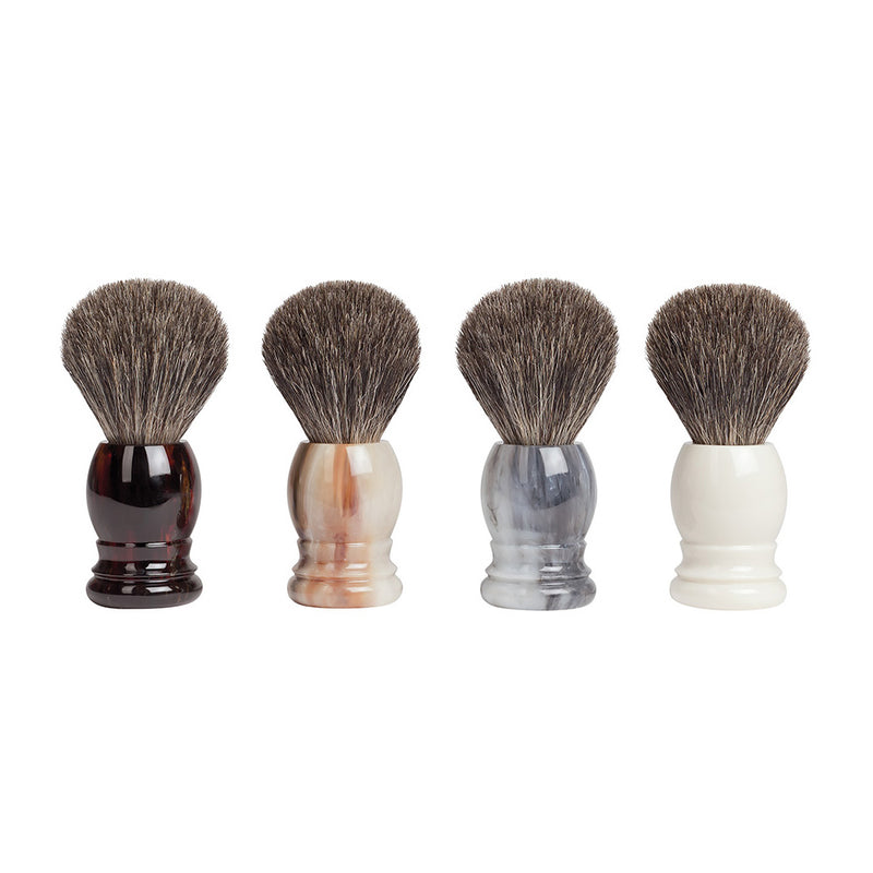 Shaving Brush with Real Badger Hair
