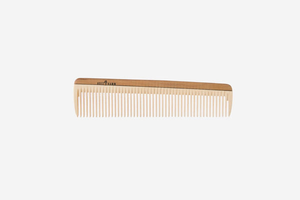 Medium Wooden Comb-Kost Kamm-Kami Basics
