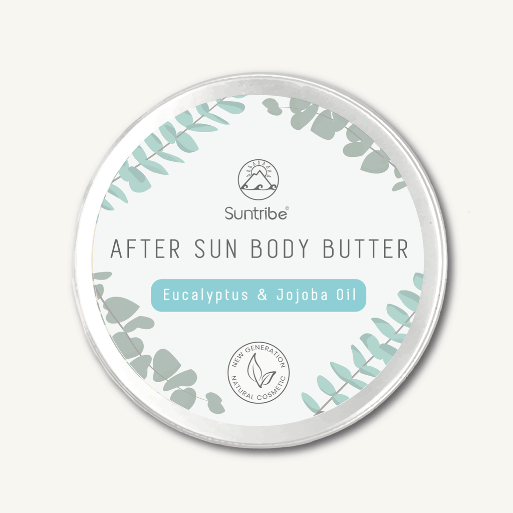 Suntribe Organic Body Butter - Eucalyptus & Jojoba (After Sun) - Kami