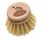 Wooden Dish Brush Head-La Droguerie Écologique-Kami Basics