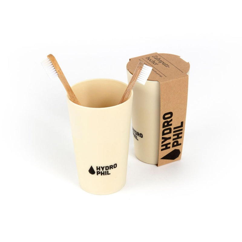 Toothbrush Cup-HydroPhil-Kami Basics