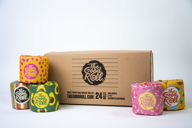 Recycled Toilet Paper-The Good Roll-Kami Basics
