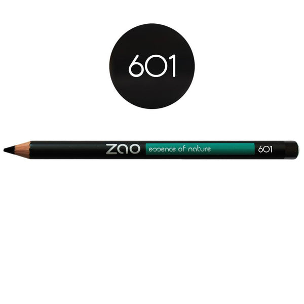Vegan Black Eyeliner Pencil-Zao-Kami Basics