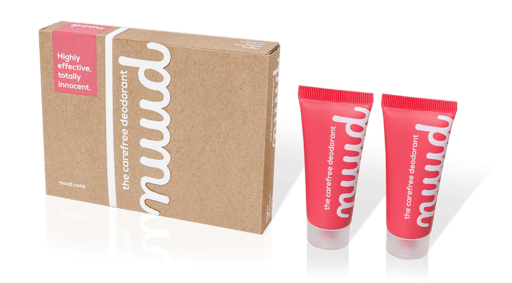 Nuud - The Carefree Deodorant - Smarter Pack - Kami
