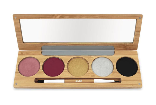 Winter Chic Makeup Palette-Zao-Kami Basics