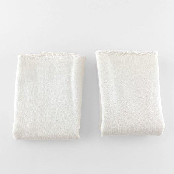 2 Organic Cotton Washable Absorbents for Cloth Nappies-Hamac-Kami Basics