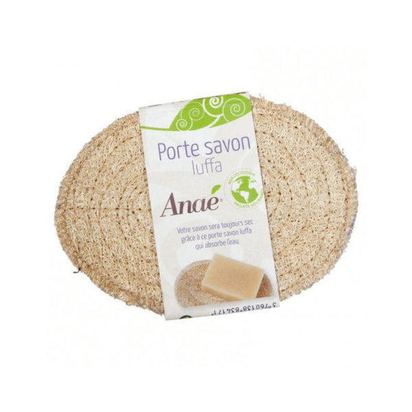 Round Luffa Soap Holder-Anaé-Kami Basics
