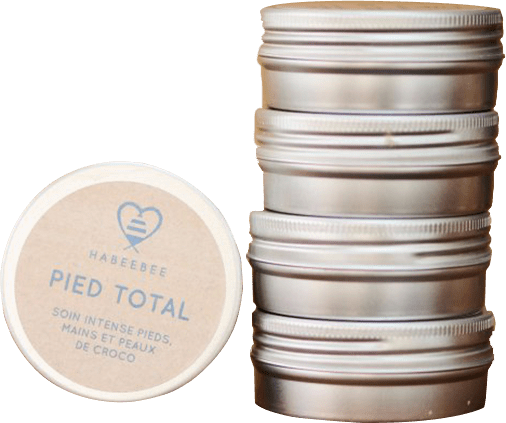 """Pied Total"" Feet & Hands Cream-Habeebee-Kami Basics"