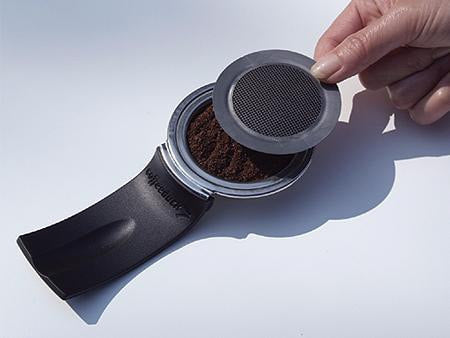 Refillable coffee pods for Senseo-Coffeeduck-Kami Basics