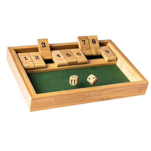 Shut the Box-Pandoo-Kami Basics
