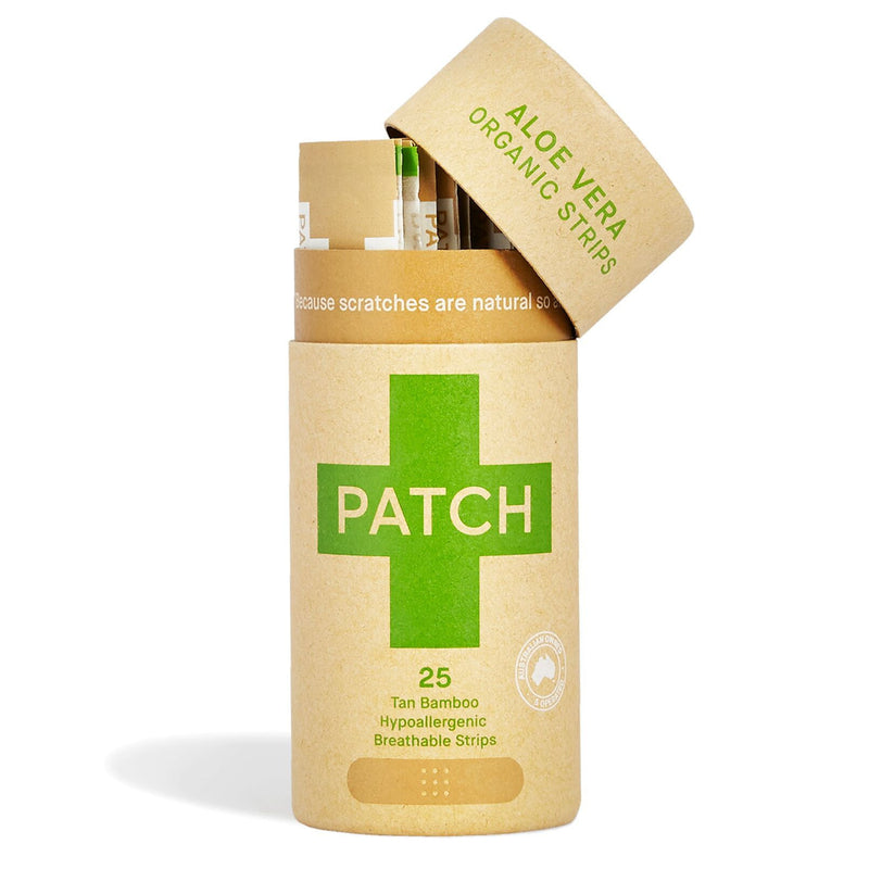 Organic strips-Patch-Kami Basics