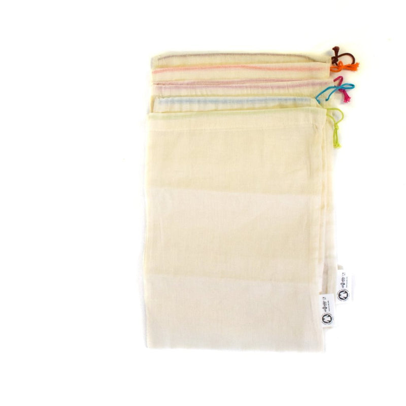 Organic Cotton Food Bags-Ah! Table!-Kami Basics