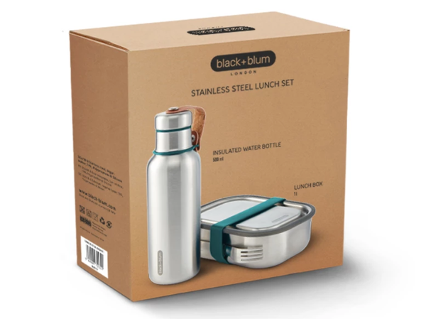 Stainless Steel Lunch Gift Set