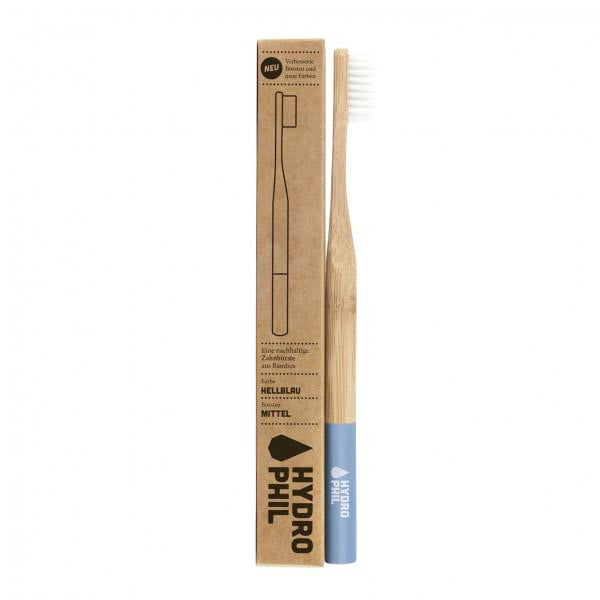 Bamboo Toothbrush-HydroPhil-Kami Basics